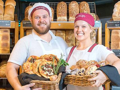 Baker's Delight – Ground Floor