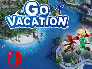 Virtual Vacation Fun with EB Games